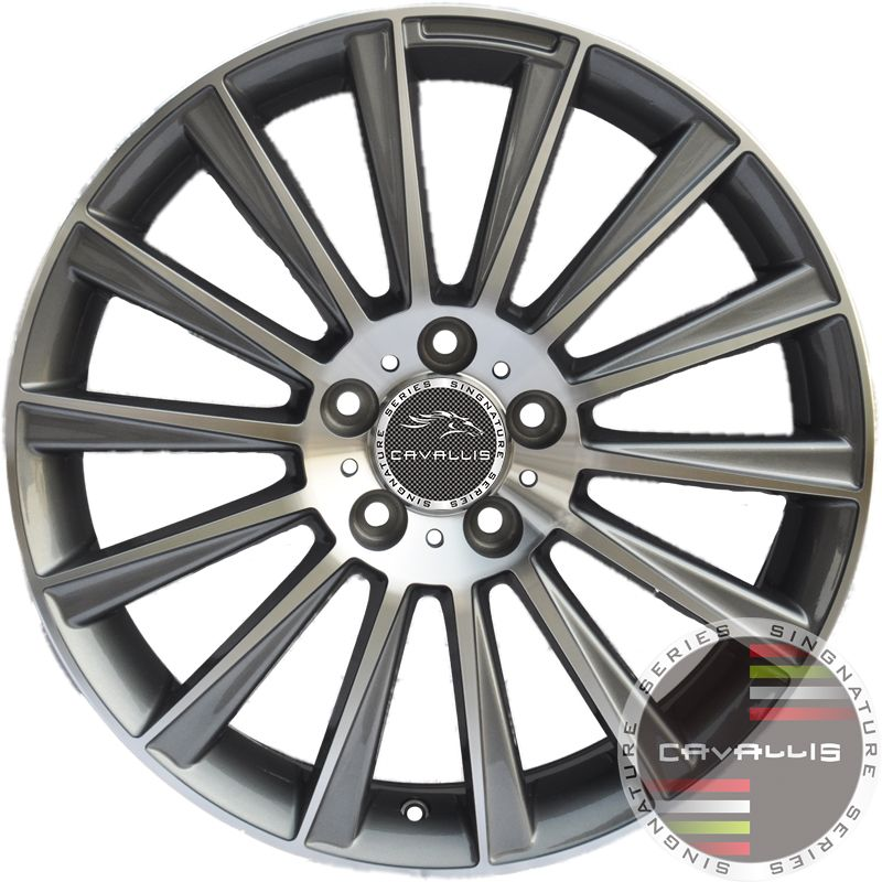 19 INCH M-BENZ 18 INCH 17 INCH WHEELS  ALLOYS