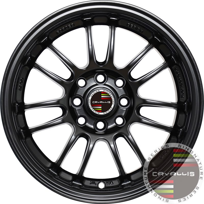 17inch 15inch Fits CAVALLIS RAYS Style Alloy Wheel Rim