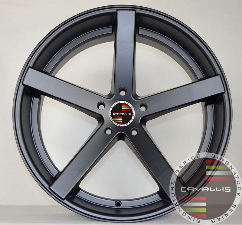22inch  Fits CAVALLIS AVERSUS Style Alloy Wheel Rim