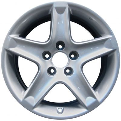 17 INCH,5 HOLES,EXACT-FIT,REPLICA,WINTER WHEEL