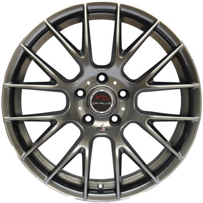 19 INCH,5 HOLES,MATT BLACK PAINTED,REPLICA,RUN FLAT COMPATIBLE,STAGGERED,TPMS COMPATIBLE,WINTER WHEEL