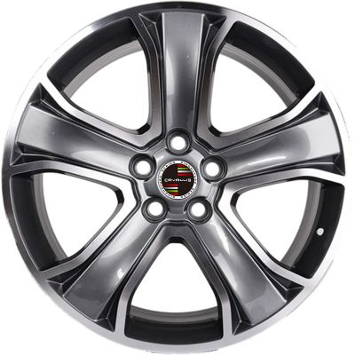 20 INCH,22 INCH,5 HOLES,BLACK PAINTED MACHINED,MATT BLACK PAINTED,REPLICA,RUN FLAT COMPATIBLE,TPMS COMPATIBLE